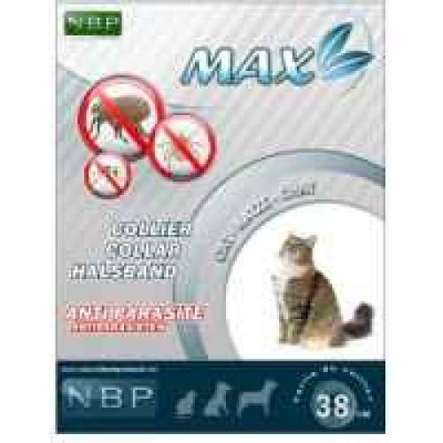 Zgarda antiparazitara pentru pisici Nbp 35 cm