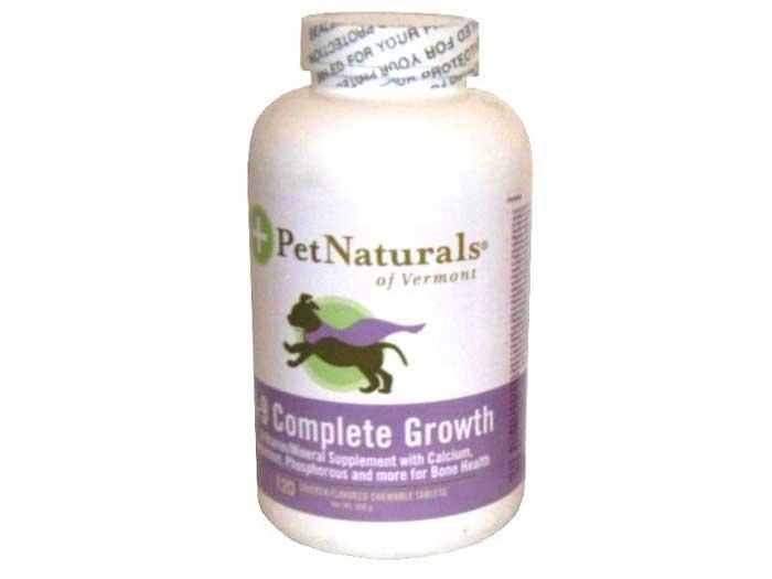 Vitamine pentru caini K9 Complete Growth 120 tablete