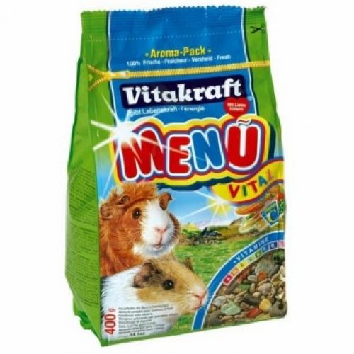 Vitakraft Meniu pentru Porcusori de Guineea 400 g