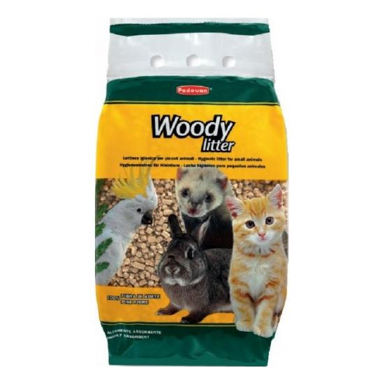 Asternut igienic Woody Litter 10 L